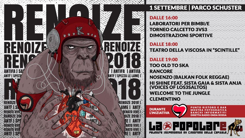 06 Luglio 2018 - Cena Sociale La Popolare
