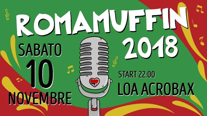 Roma Muffin 2018
